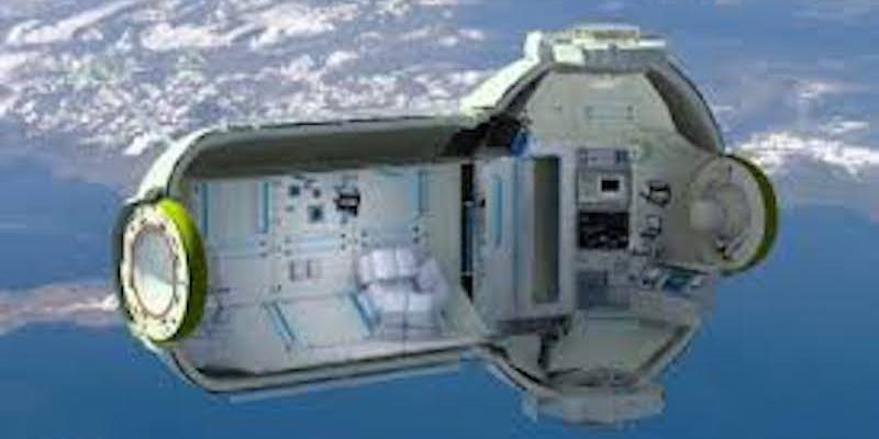 "Want to go to Space? Houston Company is Creating a ""Luxury Space Hotel"""