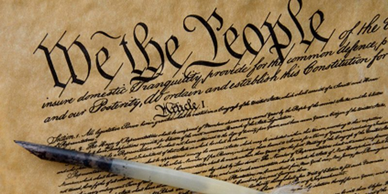 ALEXANDER: The Constitution Doesn't Disappear In A Crisis