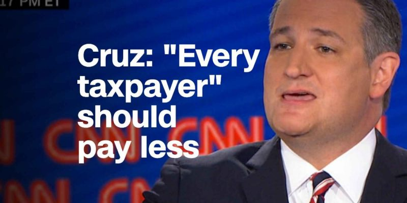 Senator Cruz Twice Introduces Bill To Make Individual Tax Cuts Permanent, Bernie Sanders agrees