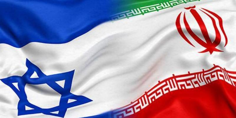 SYRIA: Israel Strikes Iranians After Rocket Attack