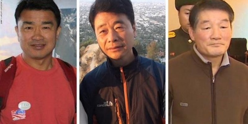 This is What Communism Looks Like: Meet the three freed Korean Americans