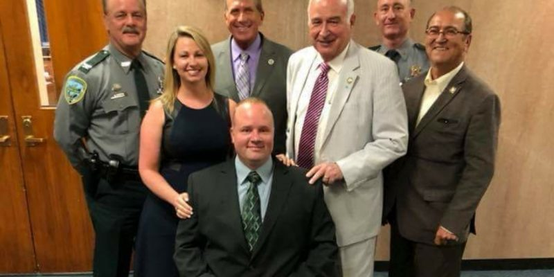 Louisiana Lawmakers Support Wildlife Agent Shot On-Duty