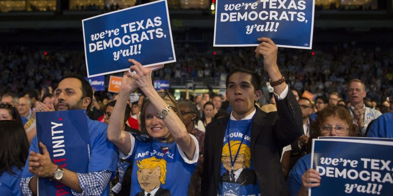 Texas Democrats Nominate First Hispanic, Gay Candidate For Governor