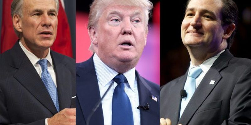 NEW POLL: Trump, Abbott, Cruz Increase Texas Support