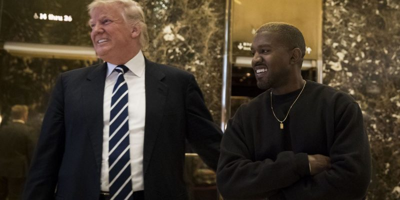 Trump Support Among Black Men Doubles Following Kanye West Controversy