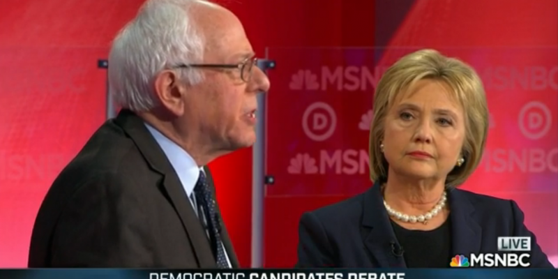 "HILLARY: Being Capitalist ""Probably"" Hurt Me Among Primary-Voting Democrats"