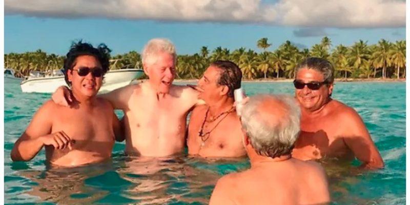 SHOCKER: Mueller's Star Witness is BFF with Bill Clinton