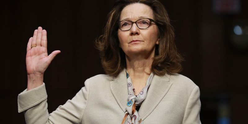 McCain Urges Senate To Reject Gina Haspel For CIA Director