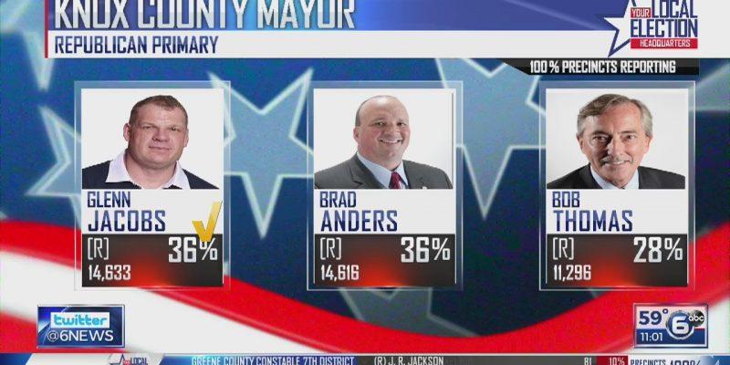 Wrestling Superstar Wins GOP Mayoral Primary By 17 Votes
