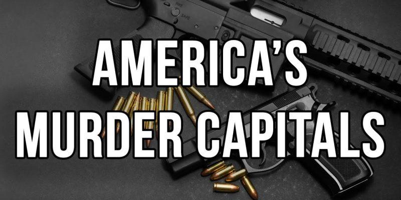 3 Louisiana Cities Among Top 25 Murder Capitals