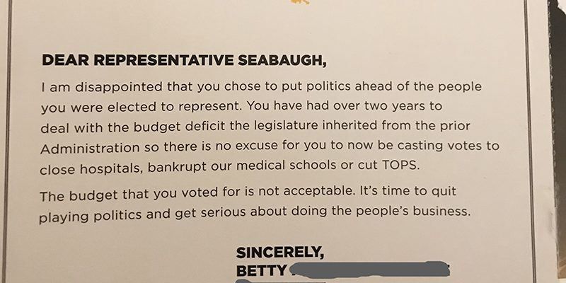 seabaugh direct mail attack 2