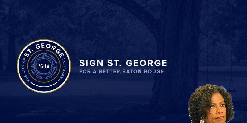 Sharon Weston Broome Admits St. George Is An Economically Viable Entity