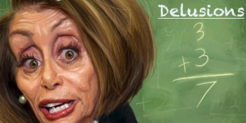 You Can't Help But Feel Sorry for Nancy Pelosi, Sort of … [videos]