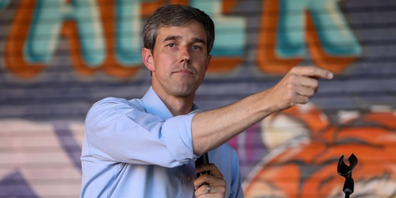 Beto O'Rourke: There's 'Nothing More American' Than Taking A Knee To Protest The National Anthem