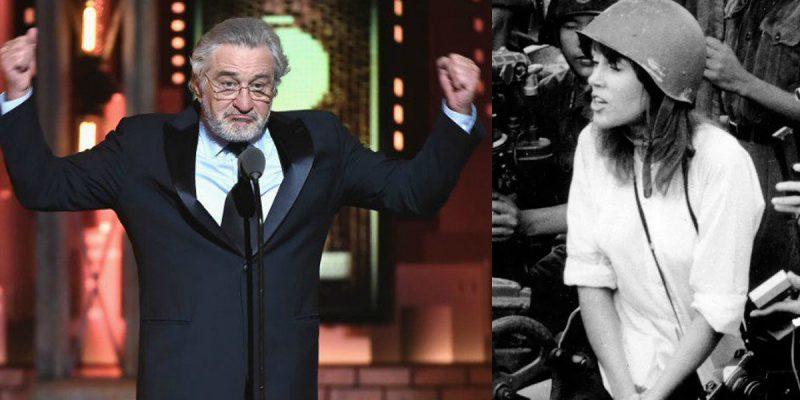 "BAYHAM: De Niro's ""Profane Jane Fonda"" Moment"