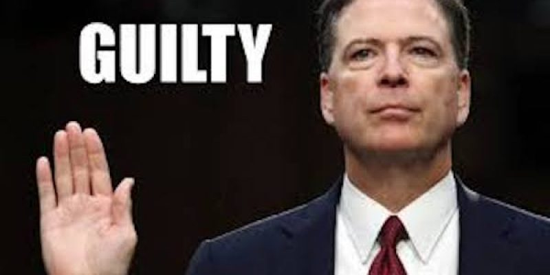 HAH!: Comey refuses to testify to Congress, Grassley says McCabe pleads Fifth Amendment