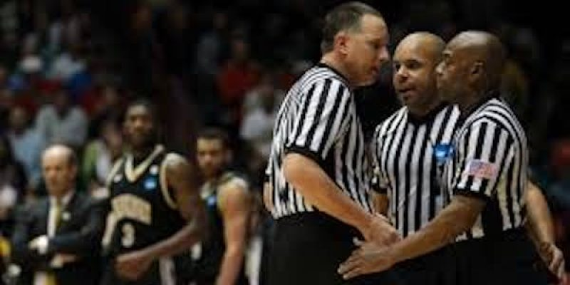 GROSS: NCAA referee pleads guilty to molesting teenage boy