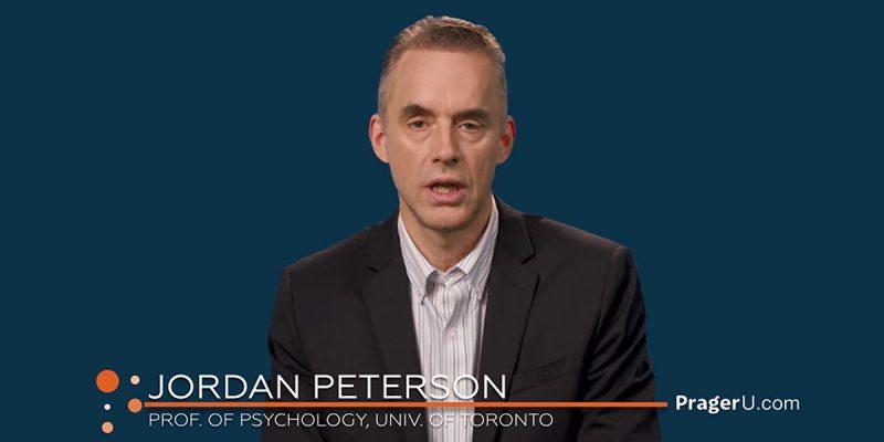 PRAGER U: Jordan Peterson Says Dangerous People Are Teaching Your Kids