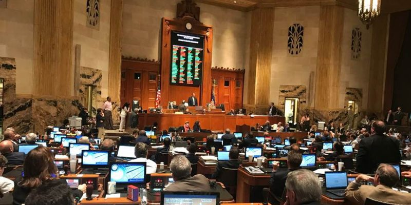 SEABAUGH: What Really Happened At The End Of The Special Session On Monday