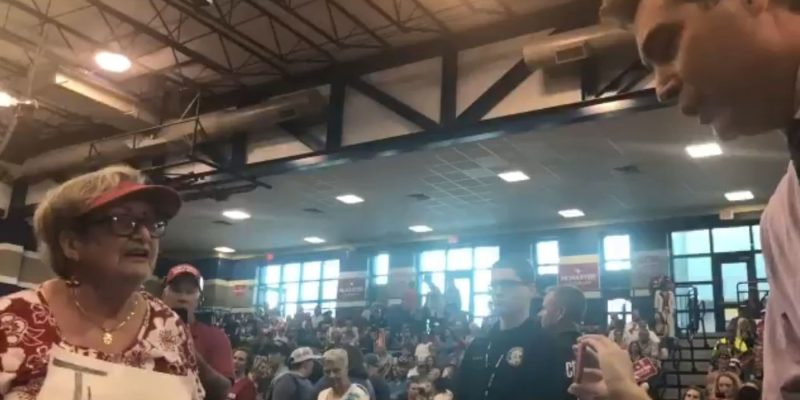 South Carolinians Heckle Fake News Jim, Tell him to 'go home' [videos]