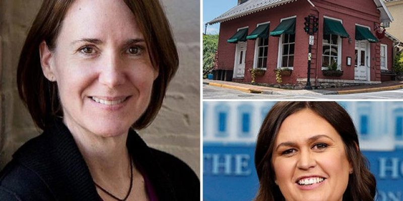 'Tolerant' Red Hen owner who harassed Sarah Huckabee Sanders– just resigned