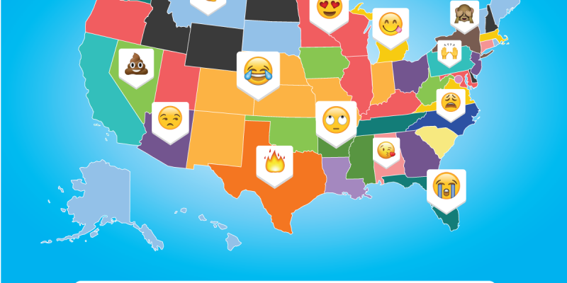 Texas' Favorite Emoji is on Fire!