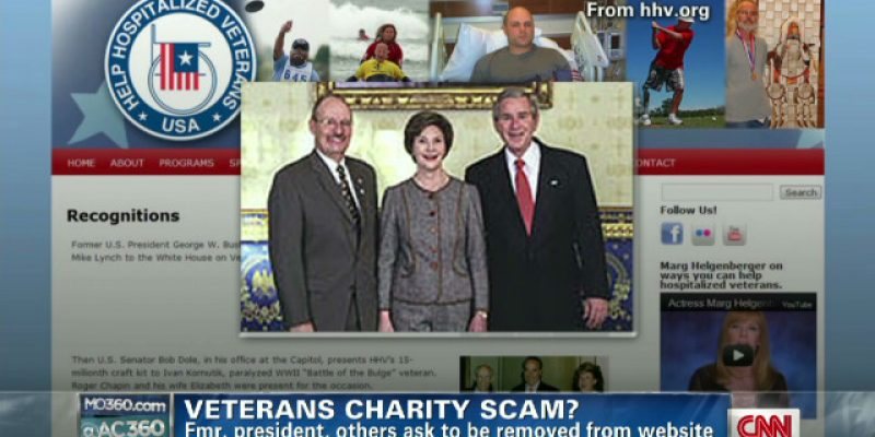 FTC: Help stop Veteran Charity scams [video]