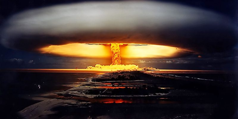 How many nuclear bombs would it take to destroy the earth?