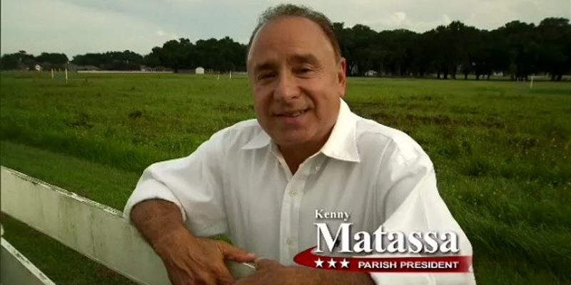 Kenny Matassa Just Got Off