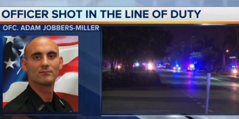 Illegal Alien shoots Fort Myers Officer in head, prayer vigil held, blood donation needed