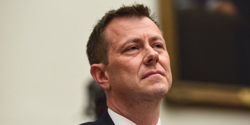 Peter Strzok's Lie That Was Missed Amid Yesterday's Mess Of A Hearing…