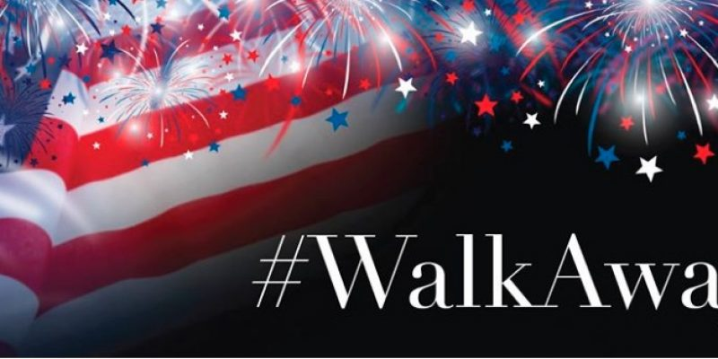 Walk Away Movement Now Includes Elected Officials