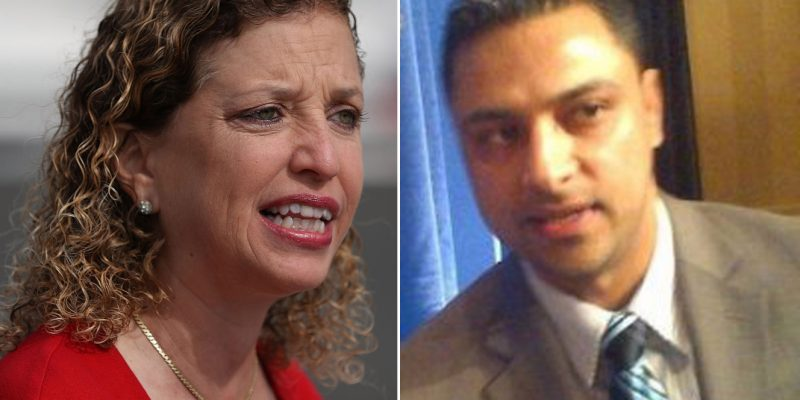 Bombshell: DOJ covered up DNC Spy ring operating in Wasserman-Schultz's office