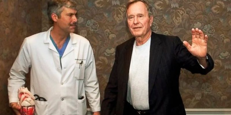Killer of Houston cardiologist, one-time doctor of George H.W. Bush, identified, police asking for help