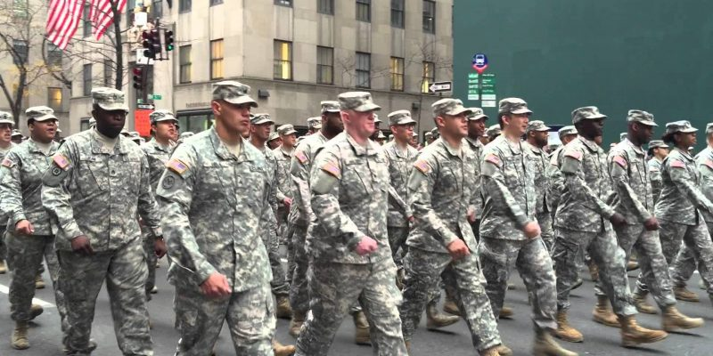 American Military Parade Strategically Delayed To 2019