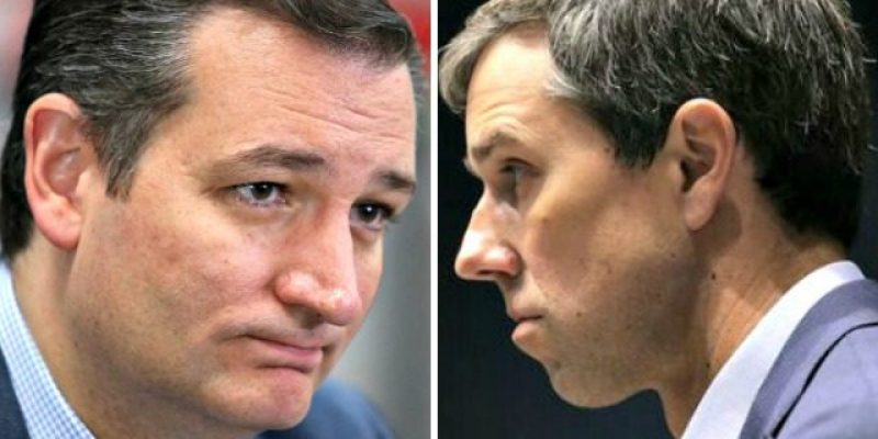 Cruz Leads Beto By A Narrow 4% In Latest Poll