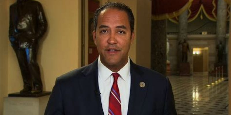 Republican Will Hurd, Representing A District That Includes 1/3 Of The U.S.-Mexico Border, Doesn't Want A Border Wall