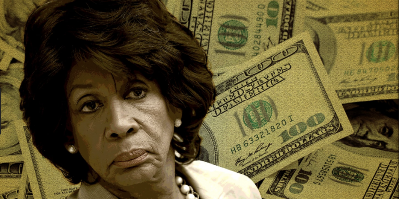 Maxine Waters Slammed By FEC Complaint Over Abuse of Mailer Funds