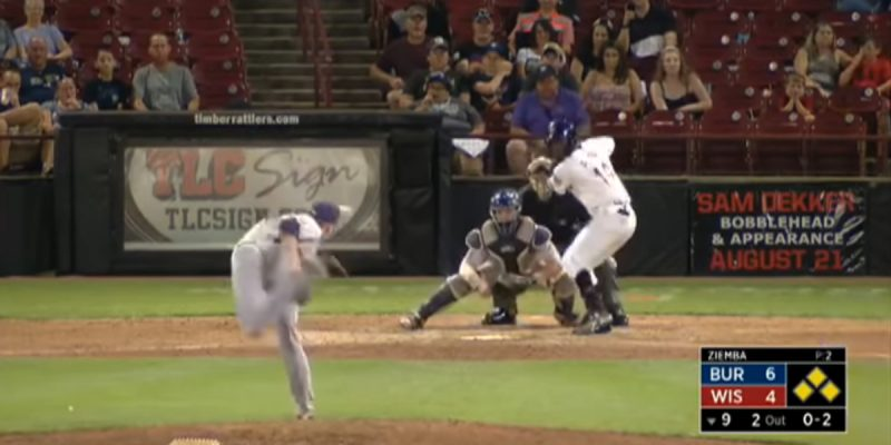 VIDEO: Quite Possibly The Worst Play In The History Of Baseball Happened On Friday
