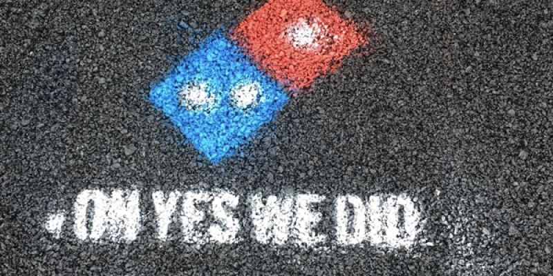 Domino's Pizza Wants To Fix New Orleans Potholes