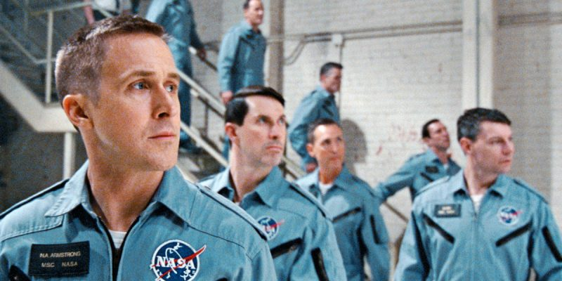 "First Man Narrative: ""Is Going To The Moon Worth It?"" – JFK: ""Yes It Is"""