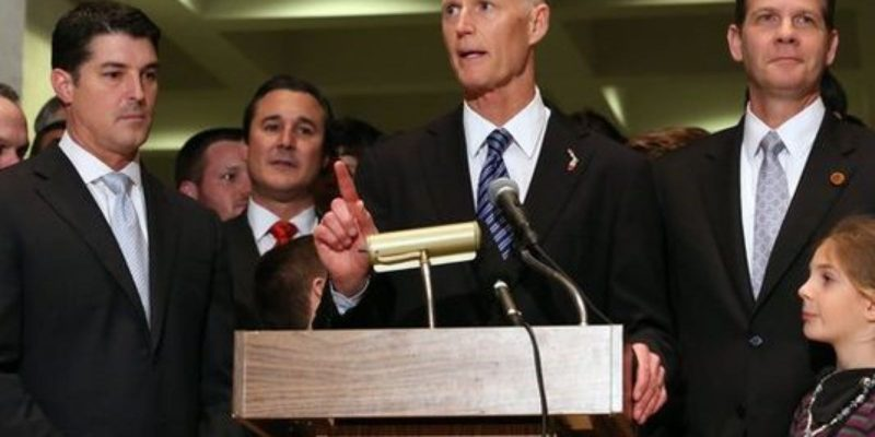 Report: Floridian taxpayers funded $100k+ salaries to more than 35,000 government employees