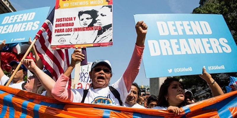 Judge gives Trump administration ultimatum and deadline on reinstating DACA