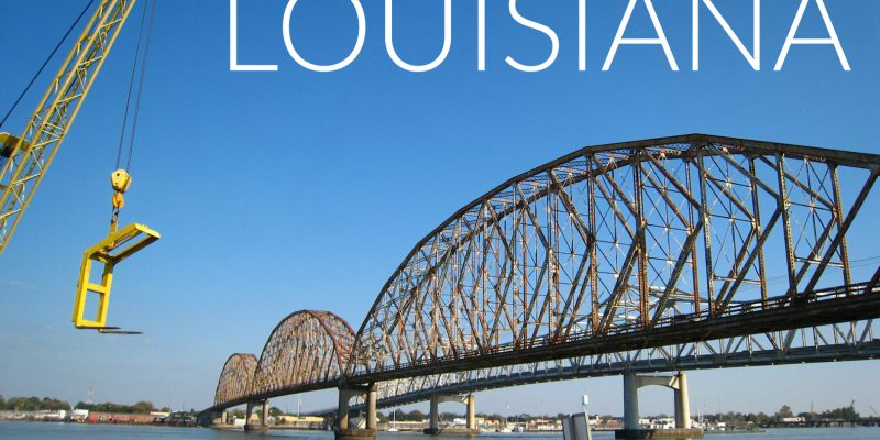 """States that are falling apart"" report ranks Louisiana 13th worst"