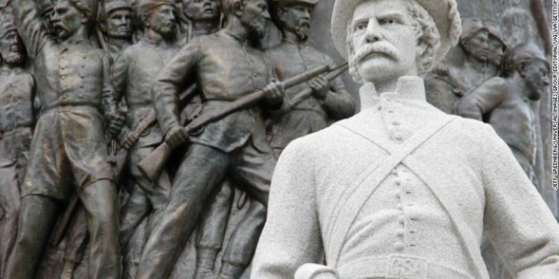 Houstonian gets 6.5 years for trying to blow up confederate statue