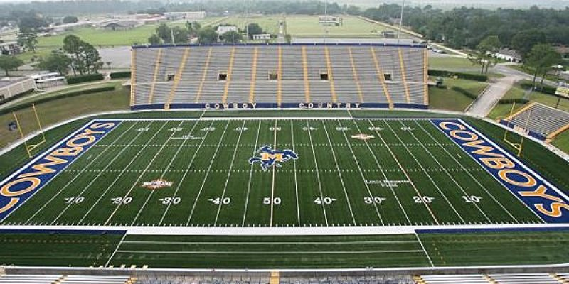 McNeese State Boasts Largest Football Roster In Louisiana