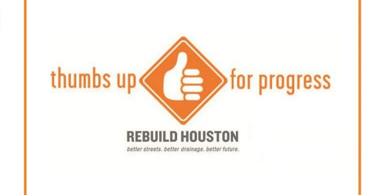 City of Houston illegally spends 56 cents of every Rebuild fund dollar on everything other than Rebuild flood prevention