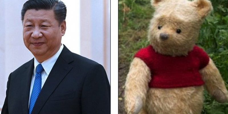 Winnie the Pooh banned in China. You will never believe why. [videos]