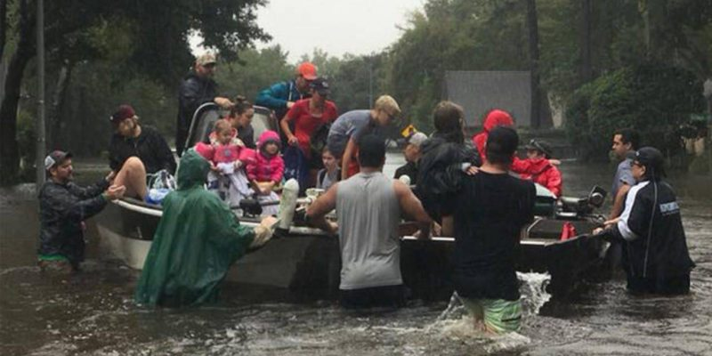 Remembering Hurricane Harvey one year later [videos]