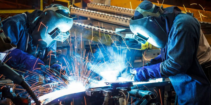 US Manufacturing Growing At Fastest Rate in 14 Years